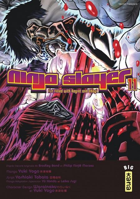 Ninja Slayer T11 (04/01/19)