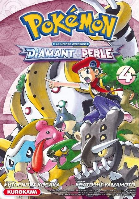 Pokémon Diamant et Perle T4 (06/12/18)