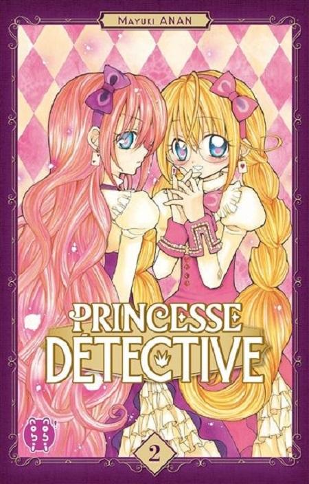 Princesse Détective T2 (12/12/18)