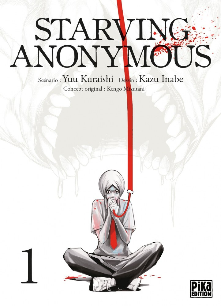 Starving Anonymous-manga