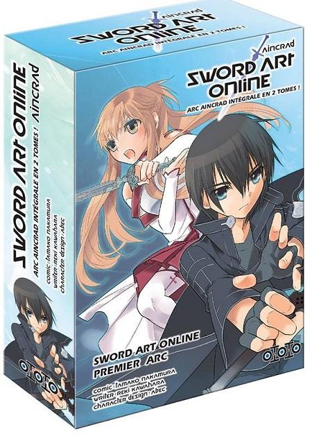 Sword Art Online - Aincrad coffret intégral (07/12/18)