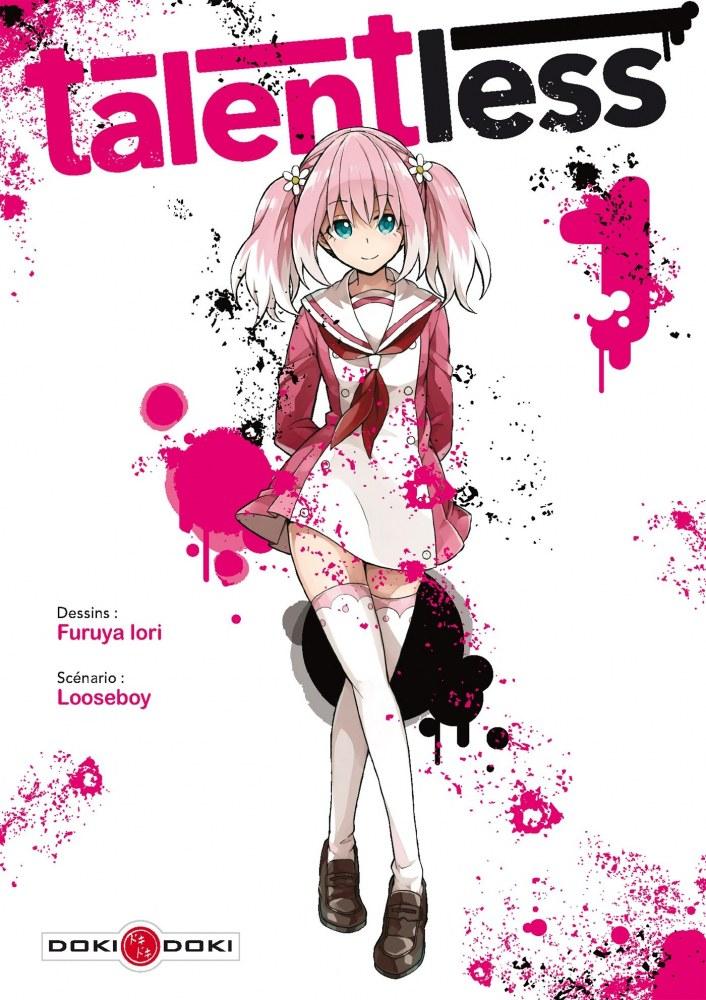 Talentless-manga