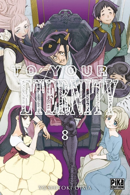 To Your Eternity T8 (12/12/18)
