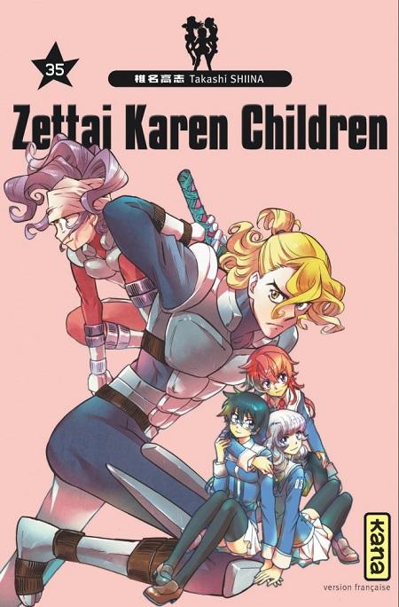 Zettai Karen Children T35 (07/12/18)