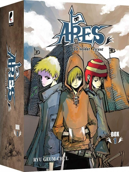 Ares coffret 1 à 10 (28/01/19)