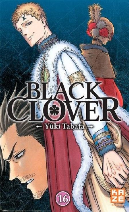 Black Clover T16 (09/01/19)