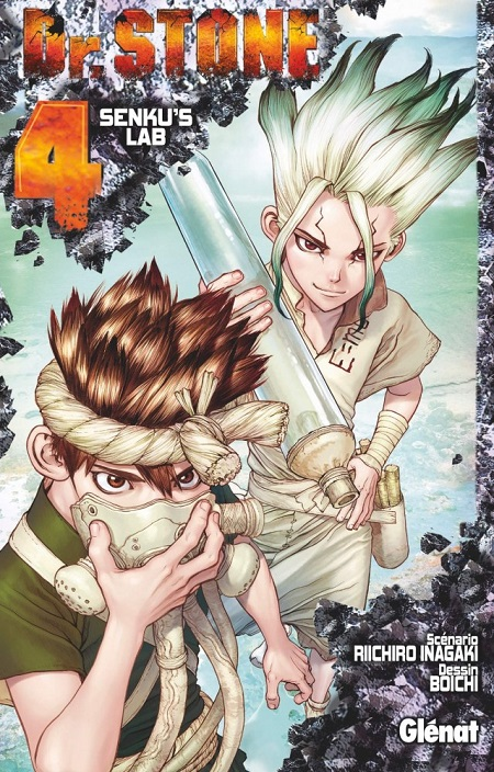Dr. STONE T4 (16/01/19)