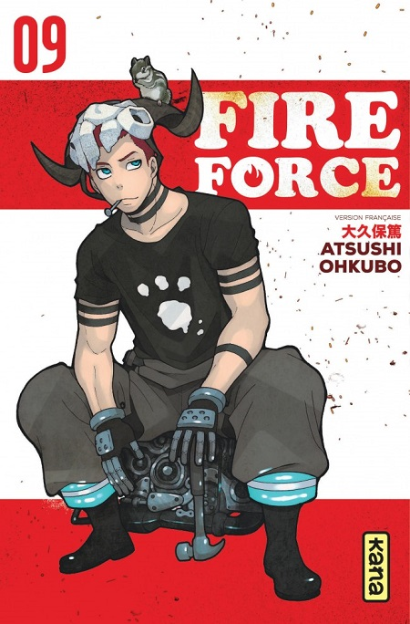 Fire Force T9 (18/01/19)