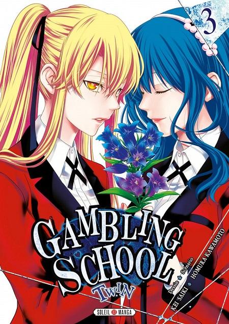 Gambling School Twin T3