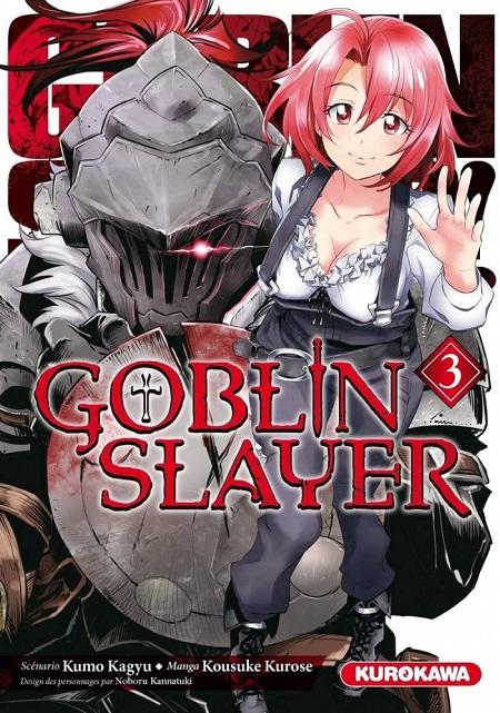 Goblin Slayer T3 (10/01/19)