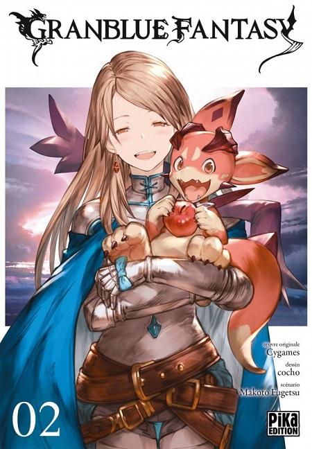Granblue Fantasy T2
