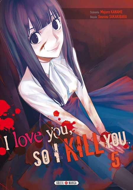 I love you, so I kill you T5 (23/01/19)