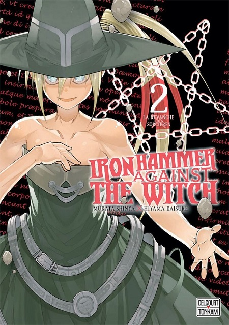 Iron Hammer against the Witch T2 (30/01/19)