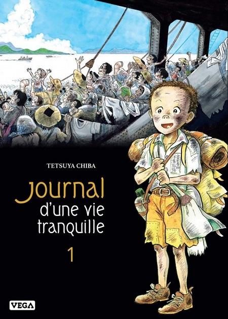 Journal d'une vie tranquille T1 (17/01/19)