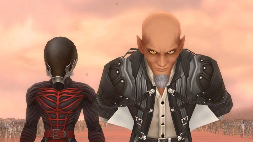 Kingdom Hearts Birth By Sleep-Xehanort Vanitas