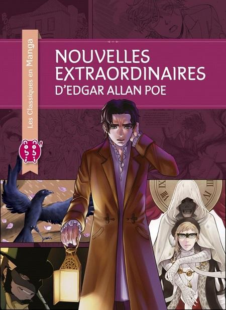 Nouvelles Extraordinaires d'Edgar Allan Poe (23/01/19)