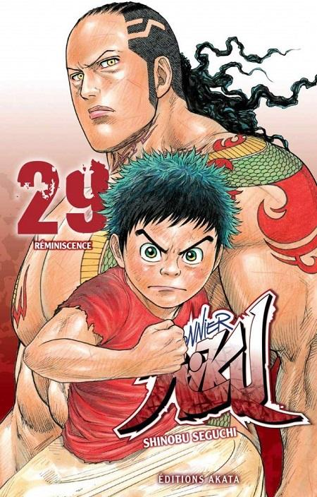Prisonnier Riku T29 (24/01/19)