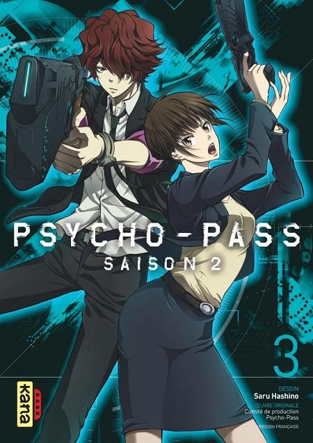 Psycho-Pass S2 T3 (18/01/19)