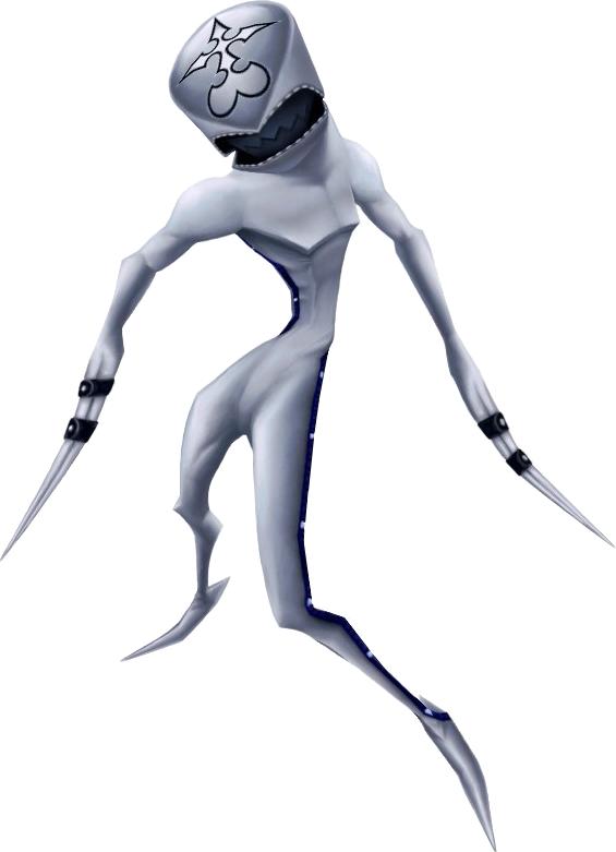 Kingdom Hearts II-reflet