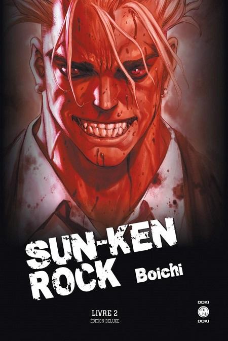 Sun-Ken Rock T2 édition deluxe