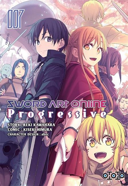 Sword Art Online - Progressive T7 FIN (18/01/19)