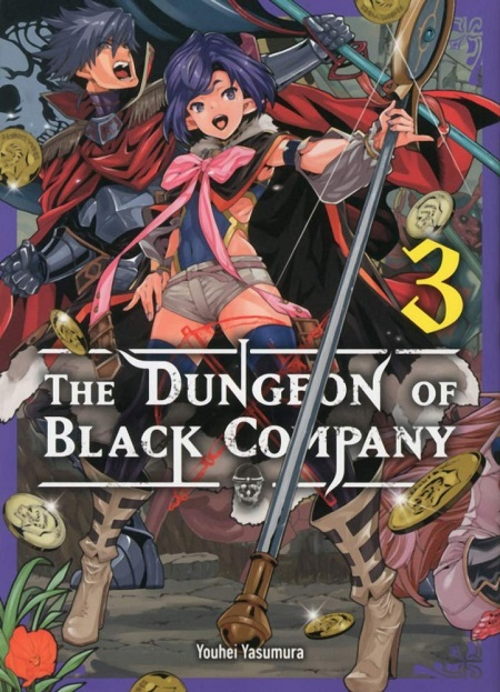 The Dungeon of Black Company T3 (31/01/19)