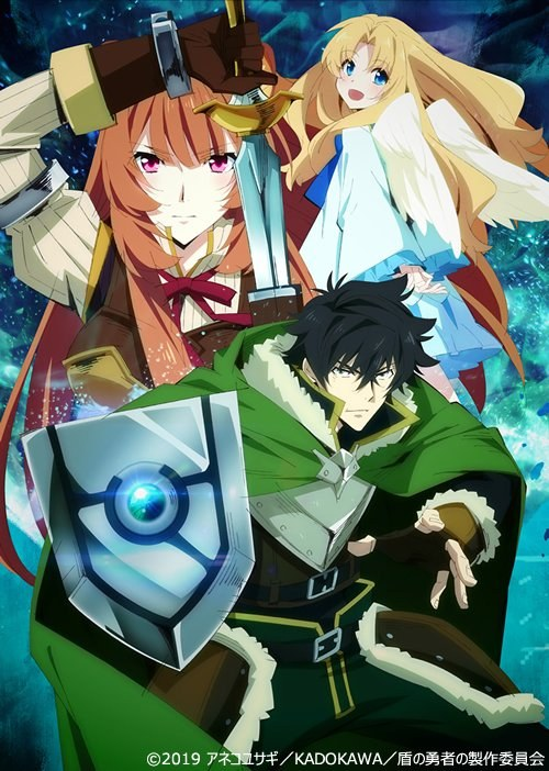 The Rising of the Shield Hero-hiver 2019
