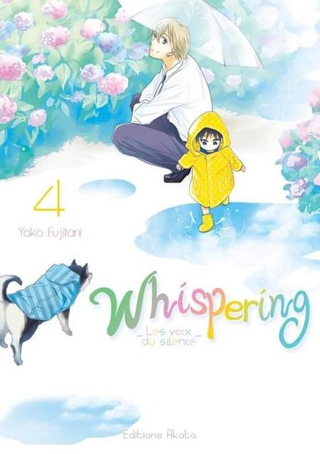 Whispering - les voix du silence T4 (10/01/19)