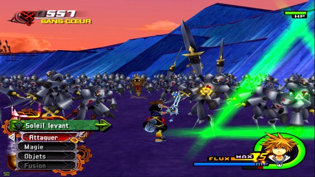 Kingdom Hearts II-mille sans-coeurs