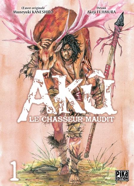 Akû - Le chasseur maudit T1