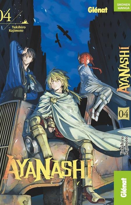 Ayanashi T4 FIN (06/02/19)