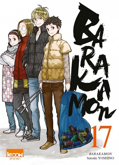 Barakamon T17 (21/02/19)