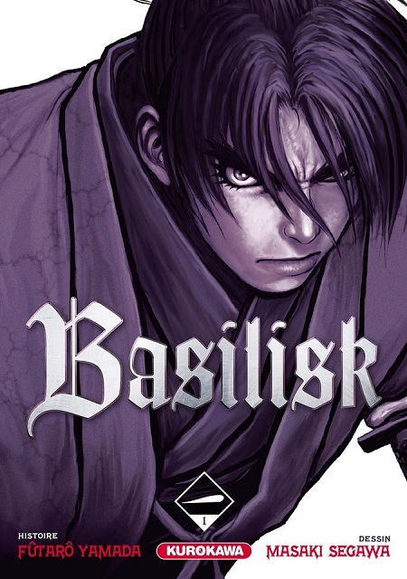 Basilisk T1 Réédition 2019 (14/02/19)