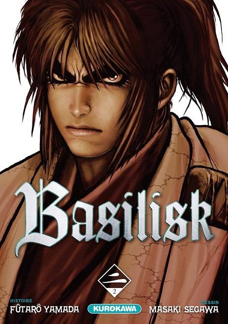 Basilisk T2 Réédition 2019 (14/02/19)