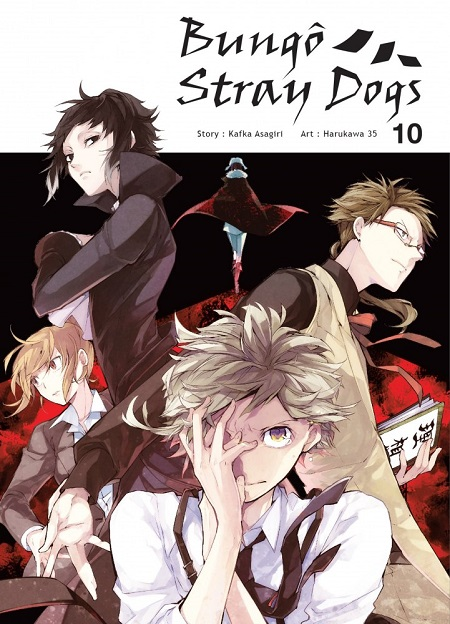 Bungô Stray Dogs T10 (22/02/19)