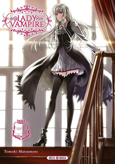 Lady Vampire T1 (20/02/19)