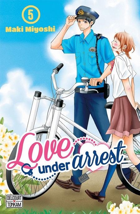 Love Under Arrest T5