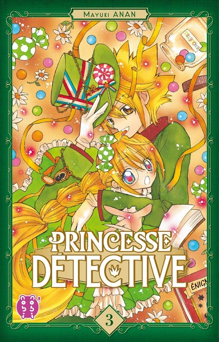 Princess Detective T3 (13/02/19)
