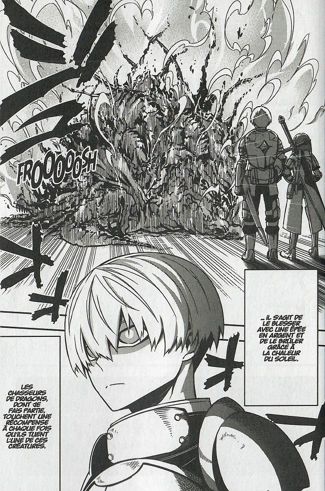 Ragna Crimson-mort dragon