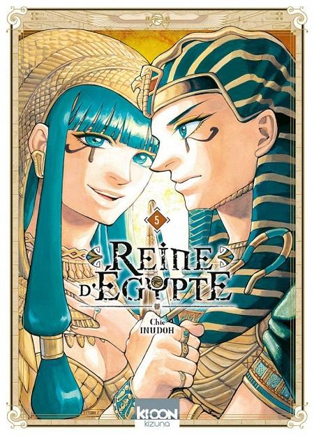 Reine d'Egypte T5 (07/02/19)