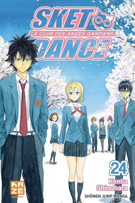 Sket Dance T24 (13/02/19)