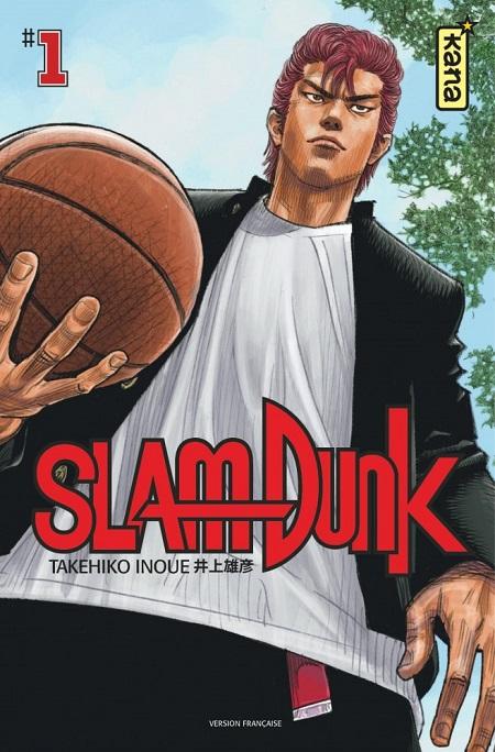 Slam Dunk T1 Réédition double (01/03/19)