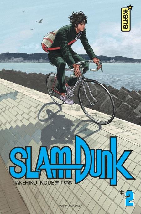 Slam Dunk T2 Réédition double (01/03/19)