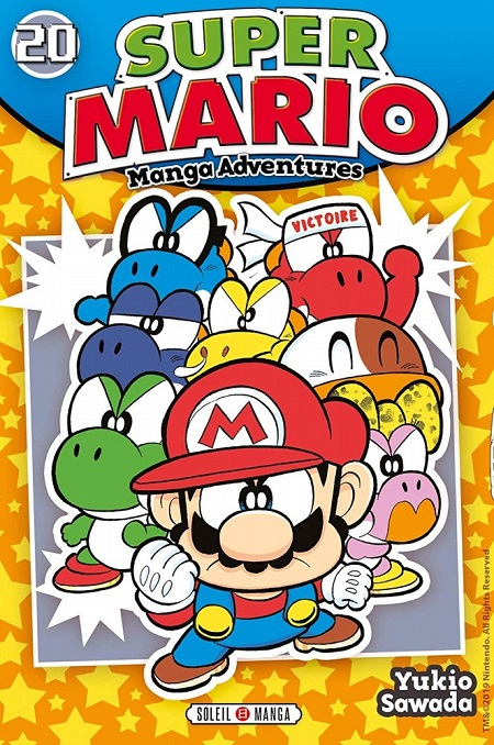 Super Mario - Manga Adventures T20 (20/02/19)