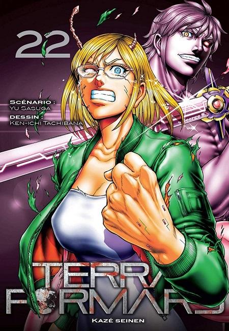 Terra Formars T22 (20/02/19)