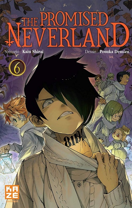 The Promised Neverland T6