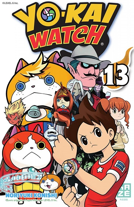 Yo-Kai Watch T13 (20/02/19)