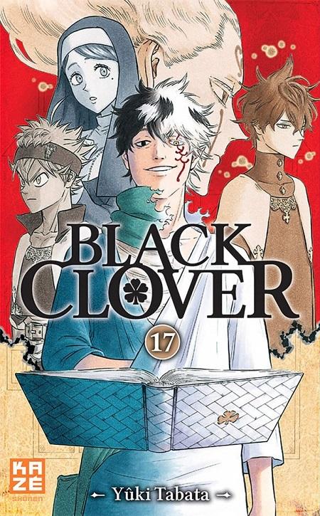 Black Clover T17 (20/03/19)