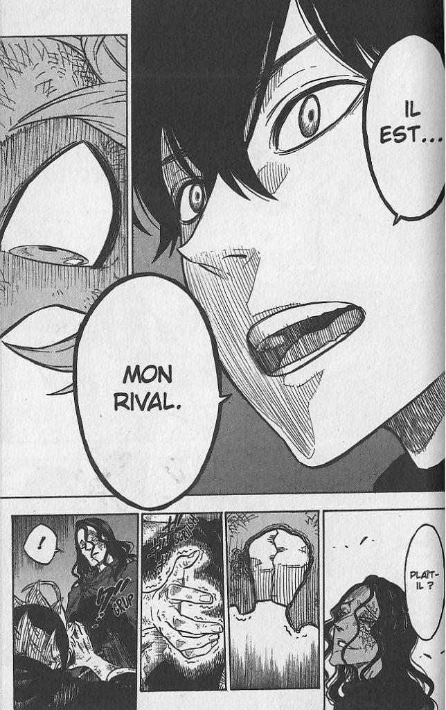 Black Clover-rival