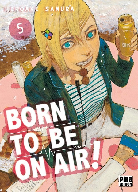 Born to be on air! T5 (06/03/19)